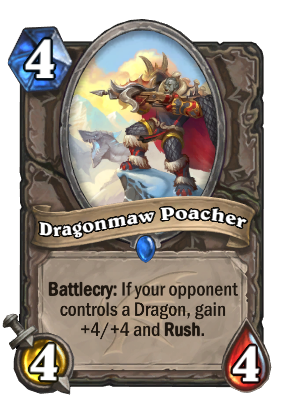 Dragonmaw Poacher Card Image