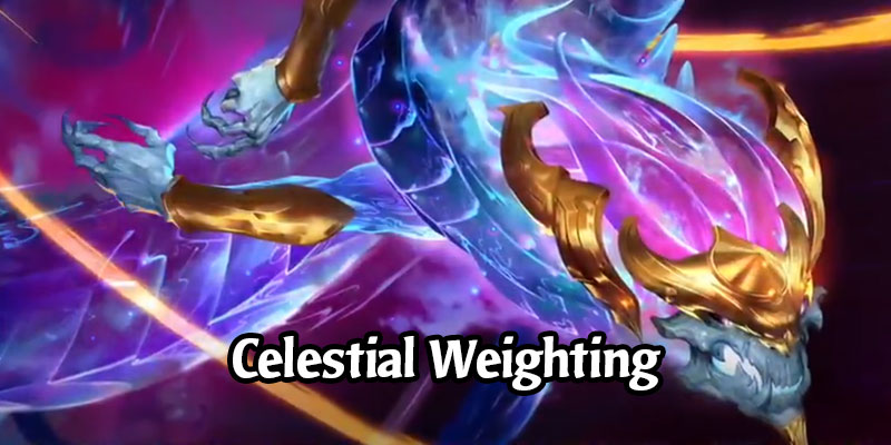 Celestial Card Appearance Rates are Weighted - High Cost Cards Less Frequent