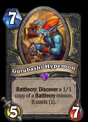 Gurubashi Hypemon Card Image