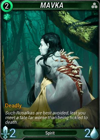 Mavka Card Image