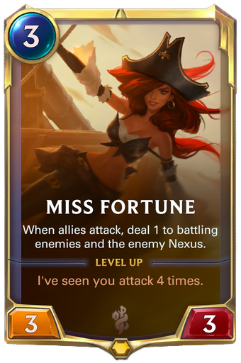 Miss Fortune Card Image