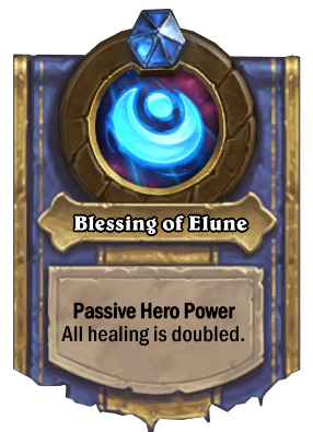 Blessing of Elune Card Image