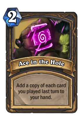 Ace in the Hole Card Image