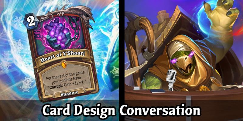 Card Design Conversation - No Complications