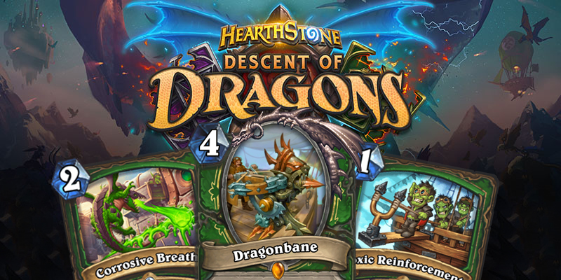 Out of Cards Reviews - Descent of Dragons Initial Reveal #2
