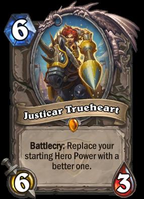 (6) Justicar Trueheart