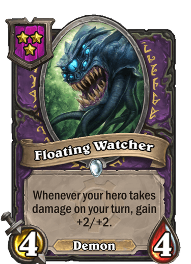 Floating Watcher Card Image