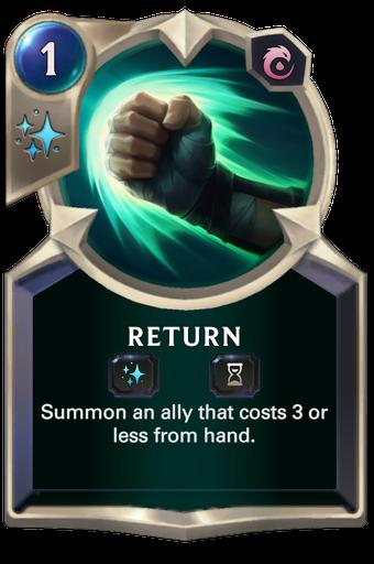 Return Card Image