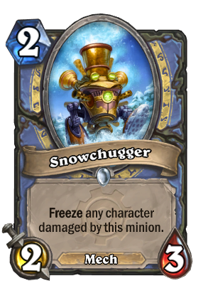Snowchugger Card Image