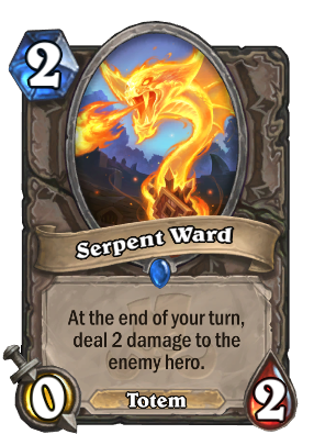 Serpent Ward Card Image