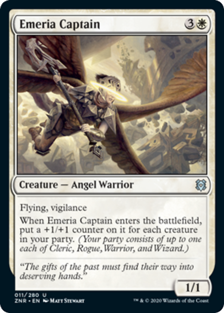 Emeria Captain Card Image