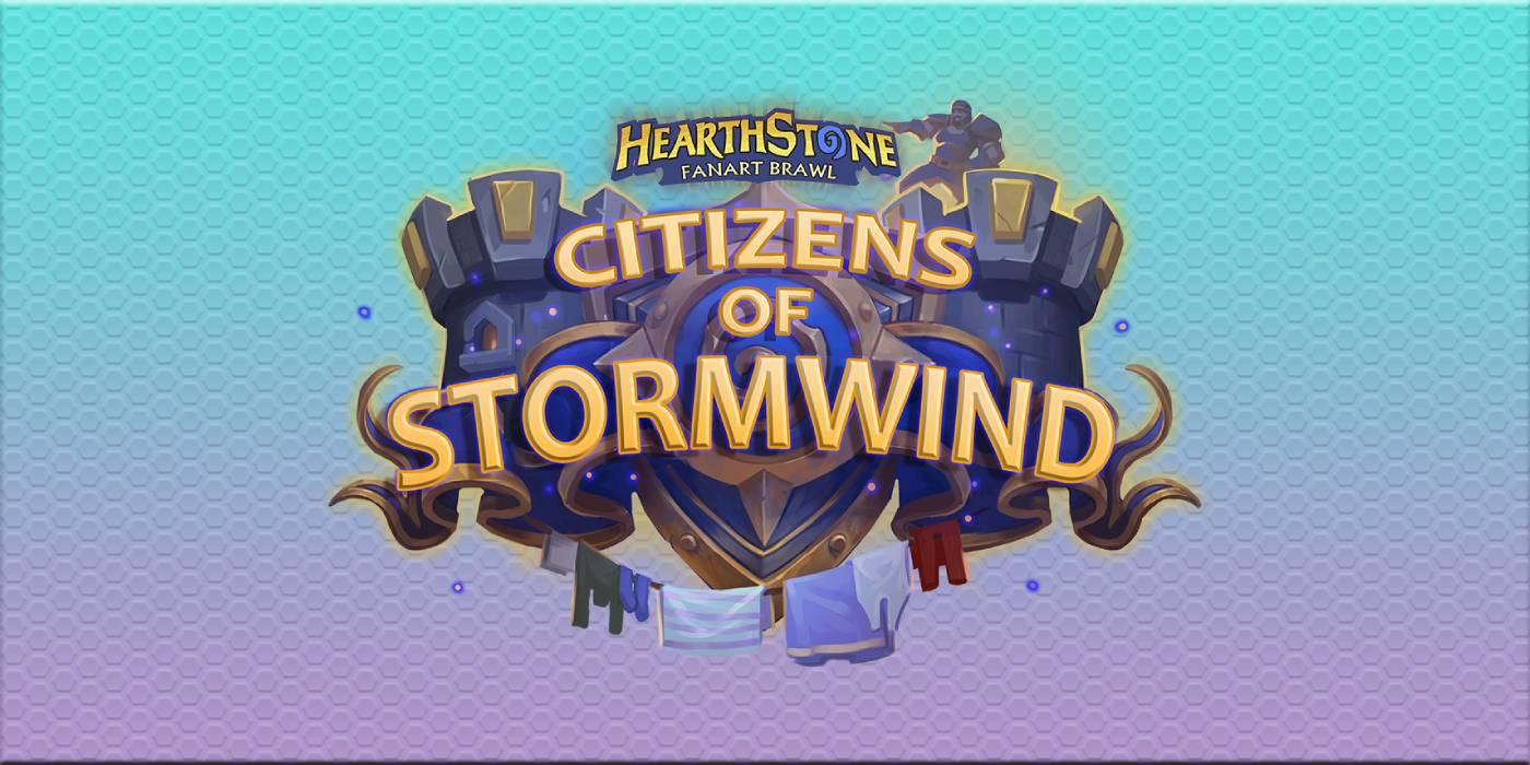 New FanArt Brawl #16 'Citizens of Stormwind' Hosted By Anton Zemskov Has Started!