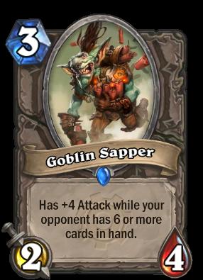 Goblin Sapper Card Image