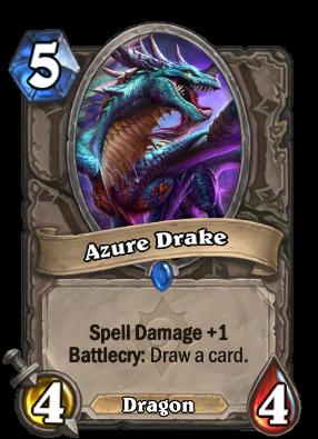 Azure Drake Card Image