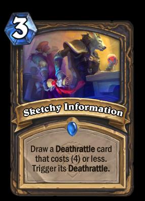 Sketchy Information Card Image