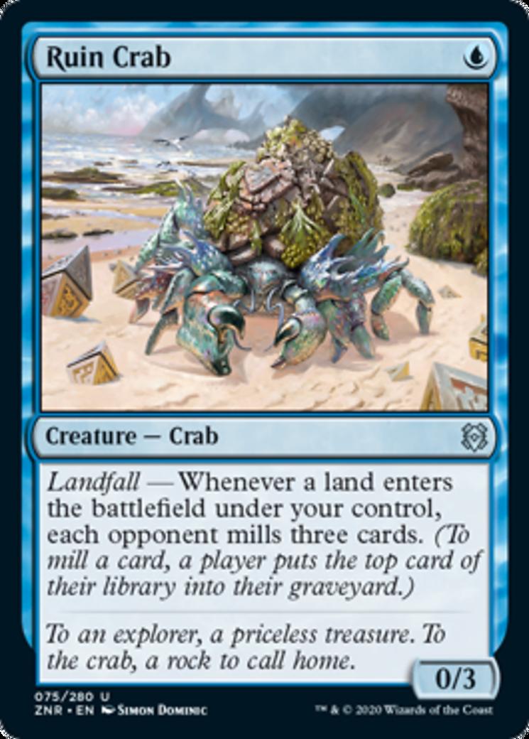 Ruin Crab Card Image