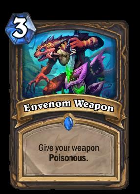 Envenom Weapon Card Image