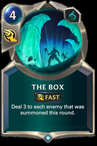 The Box Card Image