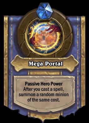 Mega Portal Card Image