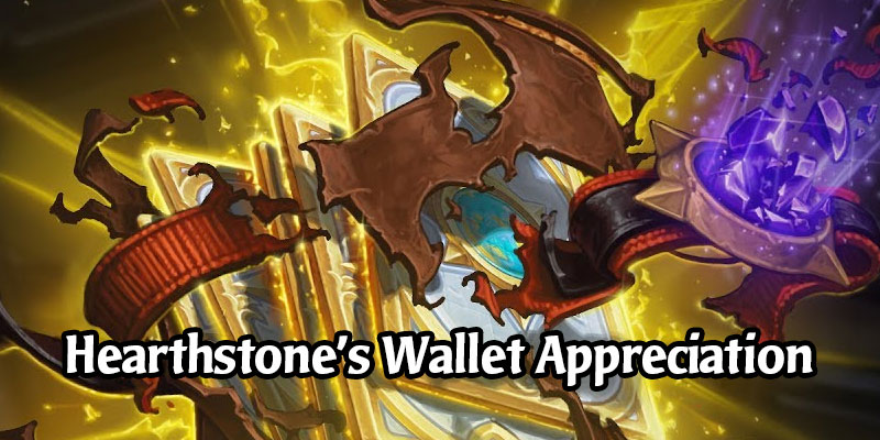 Hearthstone Becomes More Wallet Friendly - Spend Less, Collect More Unique Cards with Card Rarity Drop Protection