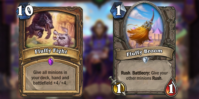Two New Cards Accidentally Revealed for Hearthstone's Scholomance Academy Expansion