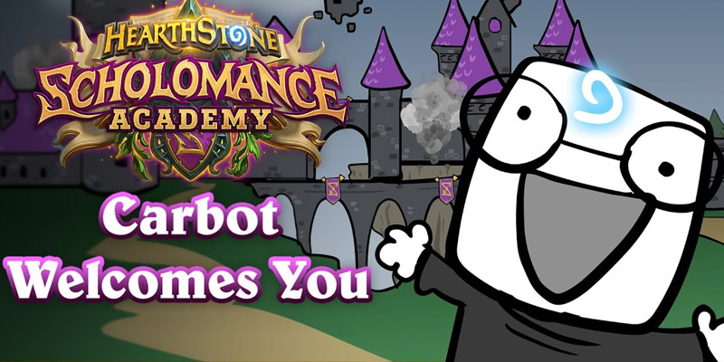 Carbot Gives Us a Tour of Scholomance Academy