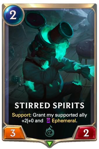Stirred Spirits Card Image