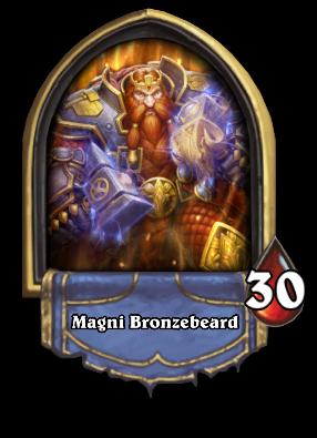 Magni Bronzebeard Card Image