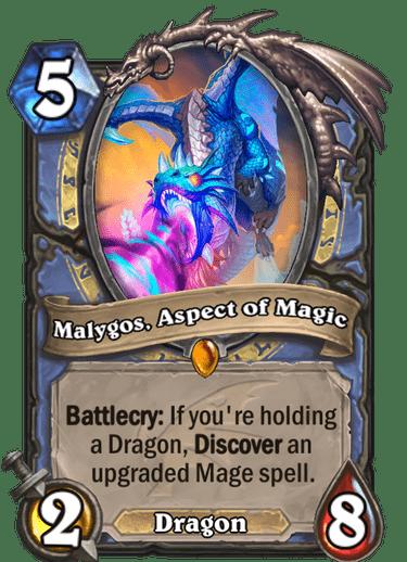 Malygos, Aspect of Magic Card Image
