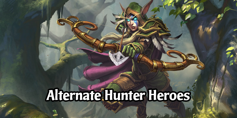 How to Obtain Hearthstone's Alternate Hunter Heroes
