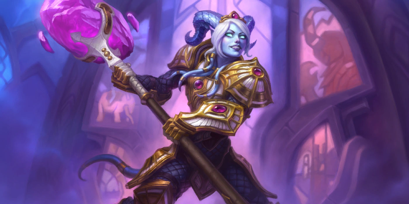 Yrel is Coming to Hearthstone as a Hero in the Rewards Track - Voiceline Preview