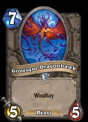 Grotesque Dragonhawk Card Image