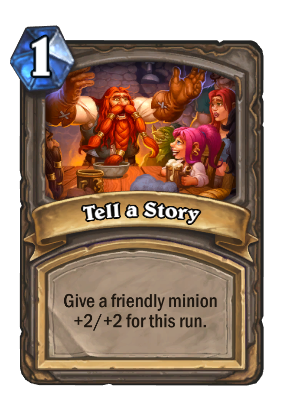 Tell a Story Card Image