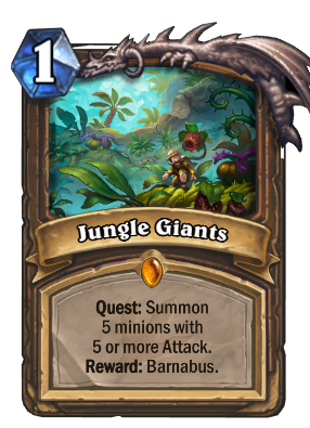 Jungle Giants Card Image