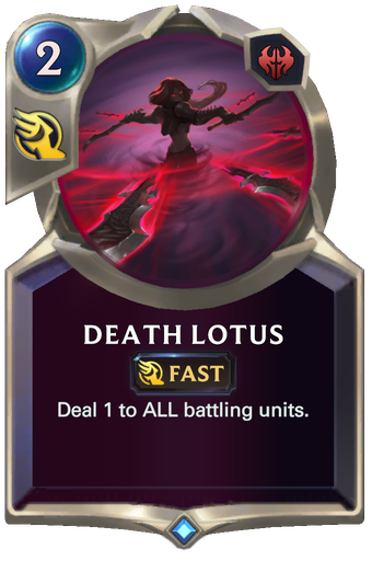 Death Lotus Card Image