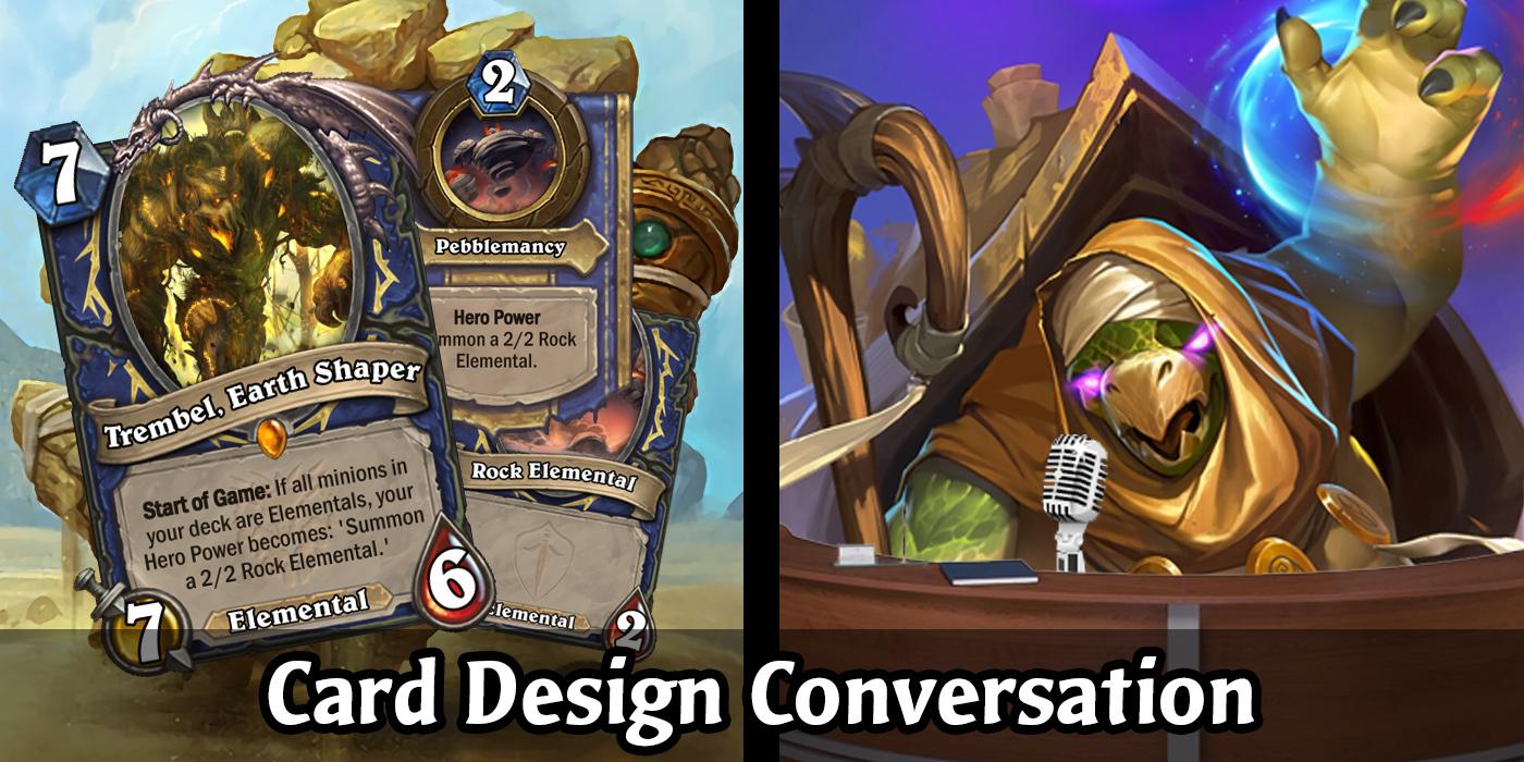 Card Design Conversation - Worlds Away