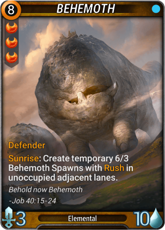 Behemoth Card Image