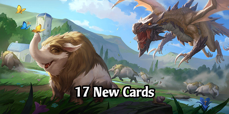 17 New Cards Revealed for Runeterra's Empires of the Ascended Expansion - Multiple Regions!