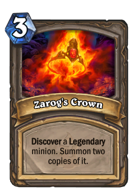 Zarog's Crown Card Image