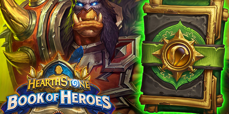 Rexxar Joins the Book of Heroes Adventure on October 13
