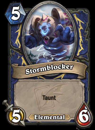 Stormblocker Card Image