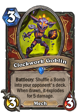 Clockwork Goblin Card Image