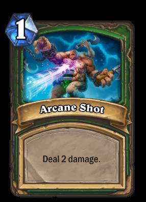 Arcane Shot Card Image
