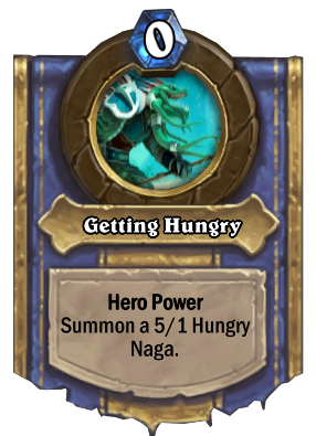Getting Hungry Card Image