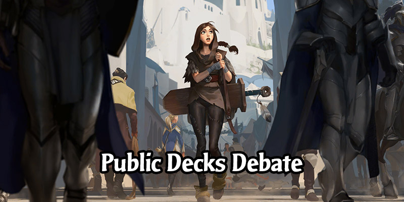 Runeterra's Community is Divided Over If Enemy Decklists Should Be Public Knowledge