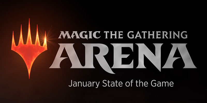 MTG Arena - State of the Game January 2020