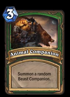 Animal Companion Card Image