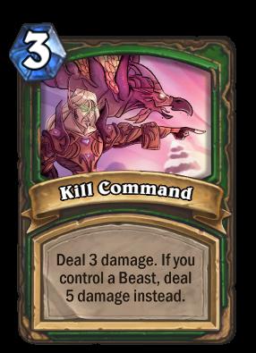 Kill Command Card Image