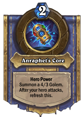 Anraphet's Core Card Image