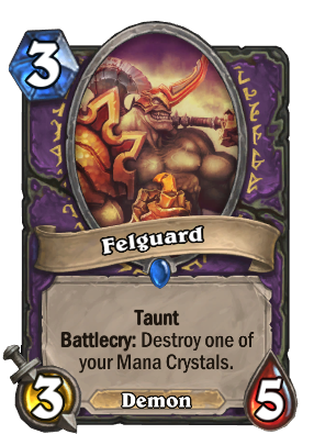 Felguard Card Image